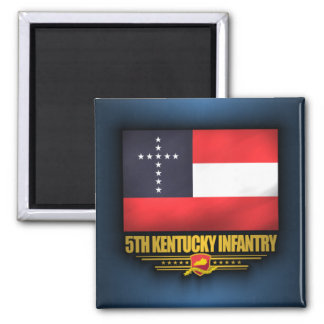 5th Kentucky Infantry Magnet