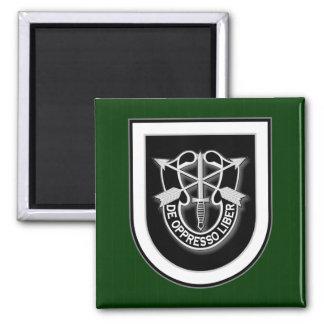 5th SFG-A 2 Square Magnet