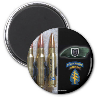 5th special forces fort campbell vets iraq magnet