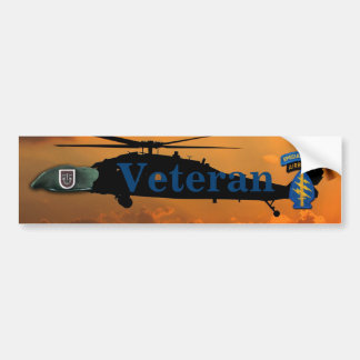 5th Special Forces Green Berets SF SFG SOF Vets Bumper Sticker