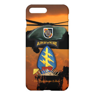 5th special forces green berets vietnam nam iPhone 7 plus case