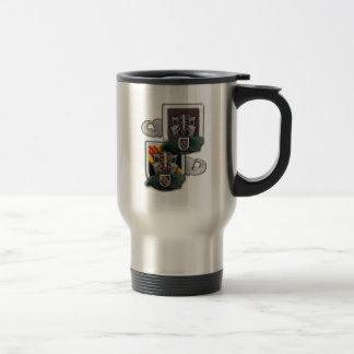 5th Special Forces Group Green Berets SF SFG Vets Travel Mug