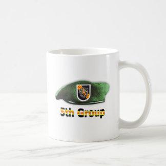 5th Special Forces Group SFG SF Veterans LRRP Coffee Mug