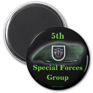 5th special forces group vets son  iraq magnet
