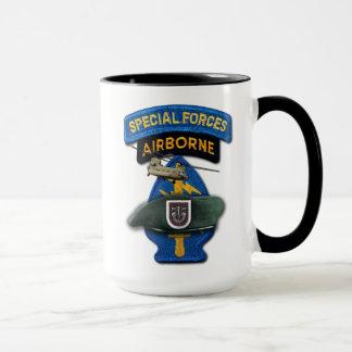 5th Special Forces SF SFG Veterans Vets Mug