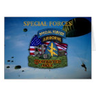 5th special forces veterans vets Card