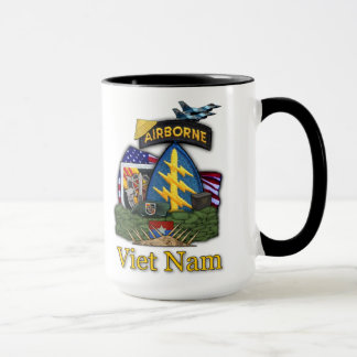 5th special forces vietnam nam war veterans mug