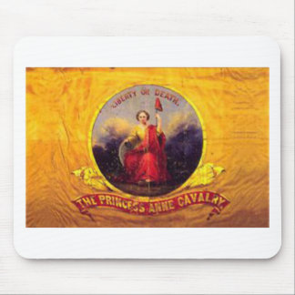 5th Virginia Cavalry  - The Princess Anne Cavalry Mouse Pad