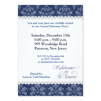 "5x7 Celebrate the Seasons Invitation 5"" X 7"" Invitation Card"
