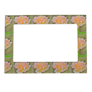 "5X7 Magnetic ""Beauty Rose"" Picture Frame"