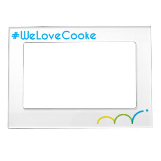 "5x7"" Magnetic Cooke Photo Frame"