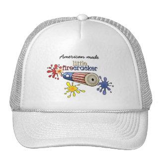 5x8-little-firecracker trucker hat