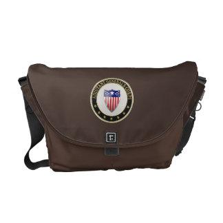 [600] Adjutant General's Corps Branch Insignia [3D Messenger Bag