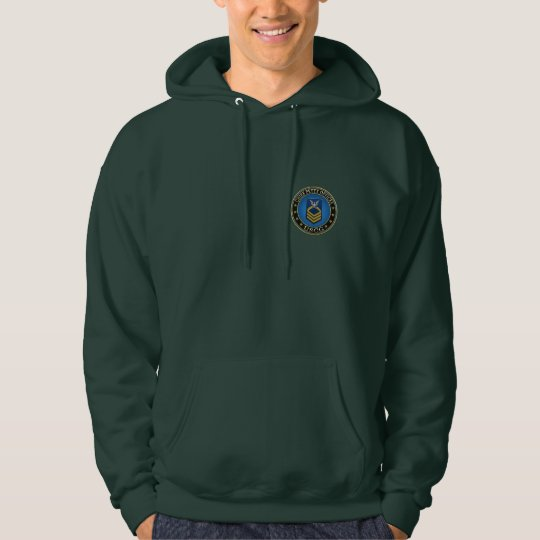 [600] CG: Chief Petty Officer (CPO) Hoodie