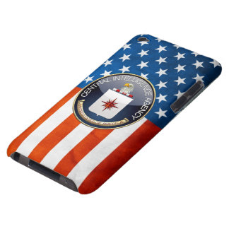 600 CIA Special Edition Barely There iPod Case