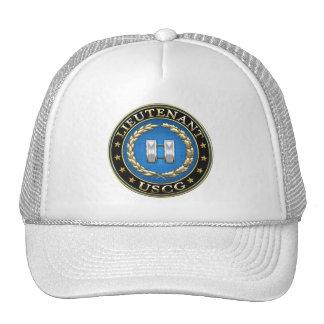 [600] Coast Guard: Lieutenant (LT) Mesh Hats