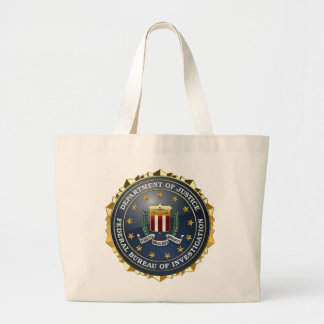 [600] FBI Special Edition Tote Bag