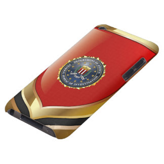 600 FBI Special Edition iPod Case-Mate Cases