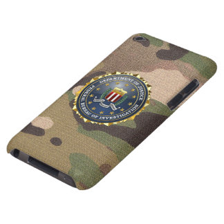 600 FBI Special Edition iPod Touch Case