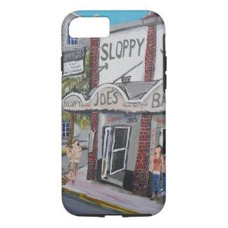#600 Key West, Florida by BuddyDogArt iPhone 8/7 Case