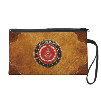 [600] Master Mason, 3rd Degree [Special Edition] Wristlet