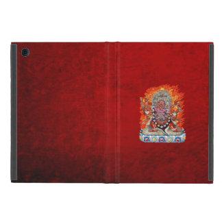 [600] Tibetan Thangka  - Wrathful Deity Hayagriva iPad Mini Covers