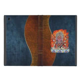 [600] Tibetan Thangka  - Wrathful Deity Hayagriva Cover For iPad Mini