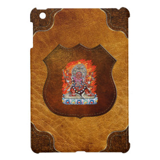 [600] Tibetan Thangka  - Wrathful Deity Hayagriva Case For The iPad Mini