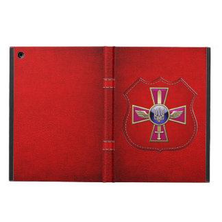 [600] Ukrainian Air Force Emblem iPad Air Cover