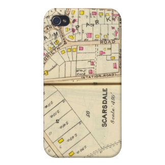 6061 Scarsdale iPhone 4/4S Case