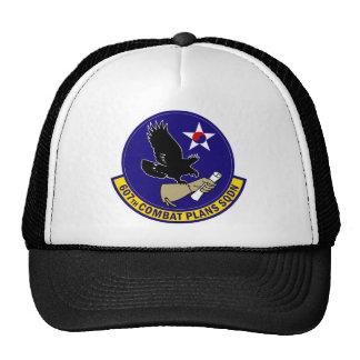 607th Combat Plans Squadron Mesh Hats