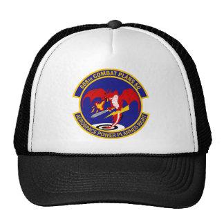 608th Combat Plans Squadron Cap