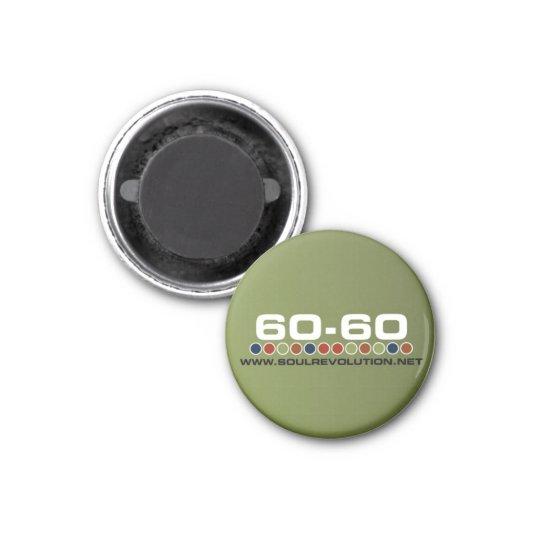 60-60 Magnet - Customised