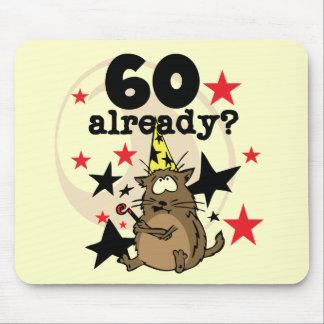 60 Already Birthday Mouse Mats