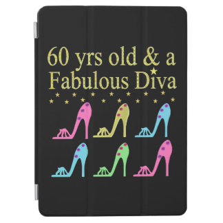 60 AND FABULOUS SHOE QUEEN iPad AIR COVER