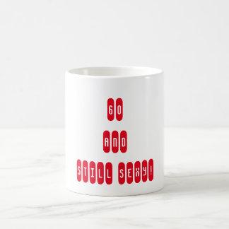 60 And Still Sexy Basic White Mug