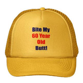 60 Bite My Butt Mesh Hats