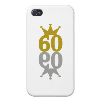 60-Crown-Reflection Case For iPhone 4