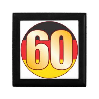 60 GERMANY Gold Gift Box