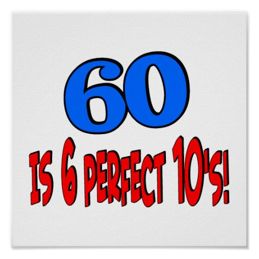 60 is 6 perfect 10s (BLUE)