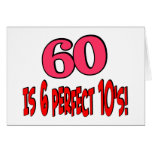 60 is 6 perfect 10's (PINK)