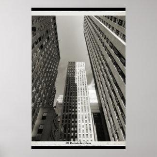 60 Rockefeller Plaza, Jason Reeser... Poster