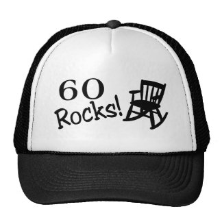 60 Rocks (Rocker) Cap