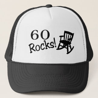 60 Rocks (Rocker) Trucker Hat