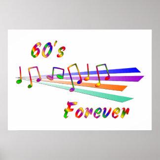 60 s Forever Poster
