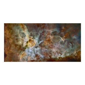 "60""x30"" Hubble - Carina Nebula Star Birth Poster"
