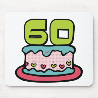 60 Year Old Birthday Cake Gifts TShirts Art Posters Other
