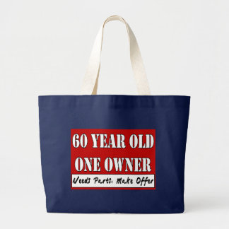 60 Year Old One Owner Needs Parts Make Offer Tote Jumbo Tote Bag