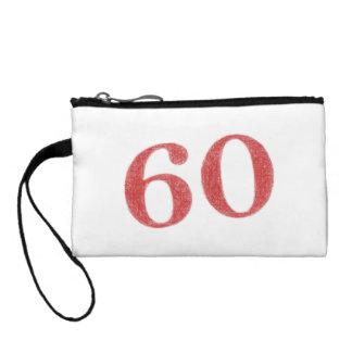 60 years anniversary coin purse