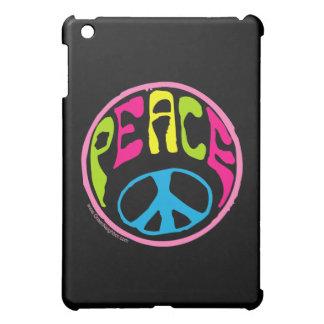 60's, 70's Peace Sign iPad Mini Case
